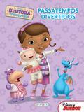 Livro - Disney - passatempos divertidos - Doutora Brinquedos