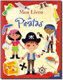 Livro - Diversão com papel: meu livro de piratas