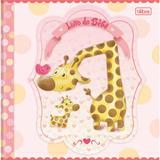 Livro do Bebê 34 Folhas Girl - Tilibra