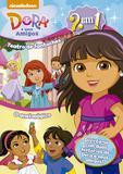 Livro - Dora e seus amigos - Teatro de fantoches - O anel mágico