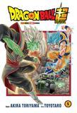 Livro - Dragon Ball Super Vol. 5