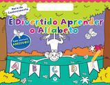 Livro - É divertido aprender o alfabeto