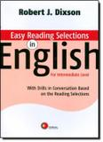 Livro - Easy Reading Selections In English - Dis - disal editora