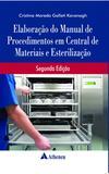 Livro - Elaboração do manual de procedimentos em central de materiais e esterilização