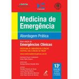Livro - Emergências Clínicas - Abordagem Prática - USP - 2019 - Manole
