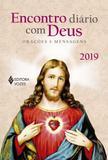 Livro - Encontro diário com Deus 2019 - Orações e mensagens