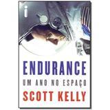 Livro - Endurance - Um Ano No Espaco - Intrinseca - sp