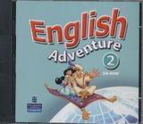 Livro - English Adventure Plus 2 Cd-rom - Pcd - pearson audio visual
