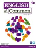 Livro - English In Common 4B Split: Student Book with Activebook and Workbook