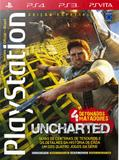 Livro - Especial PlayStation: Uncharted