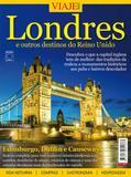 Livro - Especial Viaje Mais - Londres e outros destinos do Reino Unido