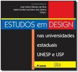 Livro - Estudos em design nas universidades estaduais Unesp e USP