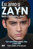 Livro - Eu amo o Zayn