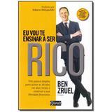 Livro - Eu Vou Te Ensinar A Ser Rico - (1359) - Gente