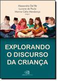Livro - Explorando o Discurso da Criança - Contexto