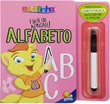 Livro - Fácil de apagar: alfabeto