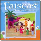 Livro - Faiscas - Tempo Com Jesus - Vol. Unico - Publicacoes rbc