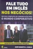 Livro - Fale Tudo Em Ingles Nos Negocios - Dis - disal editora