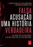 Livro - Falsa acusação - uma história verdadeira