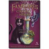 Livro - Familiares Circulo De Herois, Os - Moderna