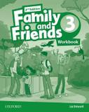 Livro - Family And Friends 3 Wb - 2nd Ed - Oup - oxford university