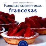 Livro - Famosas sobremesas francesas