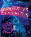 Livro - Fantasmas e espíritos