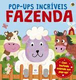 Livro - Fazenda - Com incríveis animais em pop-up!