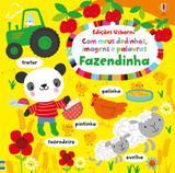 Livro - Fazendinha : Com meus dedinhos, imagens e palavras