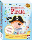 Livro - Fazendo a festa I! Brincando de pirata