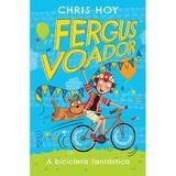 Livro - Fergus voador: a bicicleta fantástica