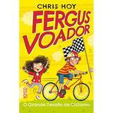 Livro - Fergus voador: o grande desafio de ciclismo