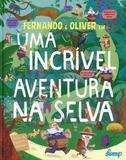 Livro - Fernando e Oliver em uma aventura incrível