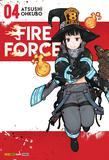Livro - Fire Force Ed. 4
