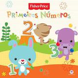 Livro - Fisher-Price - Primeiros números