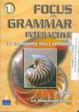 Livro - Focus On Grammar 1 Cd-rom - 3rd Ed - Pcd - pearson audio visual