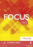 Livro - Focus - Sb & Myenglab Pack - Level 3