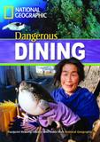 Livro - Footprint Reading Library - Level 3 1300 B1 - Dangerous Dining