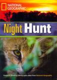 Livro - Footprint Reading Library - Level 3 1300 B1 - Night Hunt