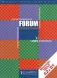 Livro - Forum 2 - Cahier Dexercices - Hac - hachette franca