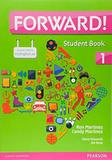 Livro - Forward! Level 1 Student Book + Workbook + Multi-Rom + My English Lab + Free Access To Etext