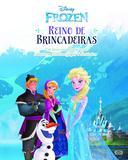 Livro - Frozen - reino de brincadeiras