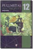 Livro - Fullmetal Alchemist - Vol. 12 - Jbc