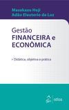 Livro - Gestão Financeira e Econômica - Didática, objetiva e prática