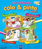 Livro Gigante Cole E Pinte - Vol 02 - Yoyo books (nobel)