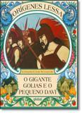 Livro - Gigante Golias E O Pequeno Davi, O - Gle - global