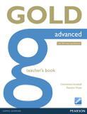 Livro - Gold Advanced Teacher's Book