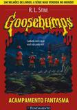 Livro - Goosebumps 02 - Acampamento Fantasma
