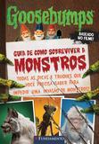 Livro - Goosebumps O Filme - Guia De Como Sobreviver A Monstros