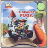 Livro - Grande Fuga, A - Toy Story - Livro Sonoro - Cedic